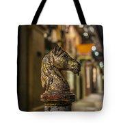 Royal Knight Tote Bag