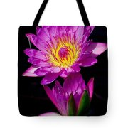 Royal Lily Tote Bag
