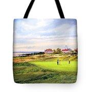 Royal Liverpool Golf Course Hoylake Tote Bag