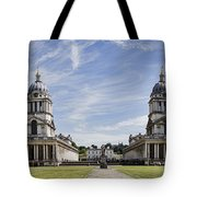 Royal Naval College Courtyard Tote Bag
