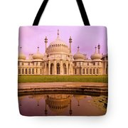Royal Pavilion In Brighton England Tote Bag