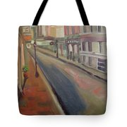 Royal Steet I Tote Bag by Lilibeth Andre