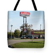 Rt 66 Chenoa Illinois Tote Bag