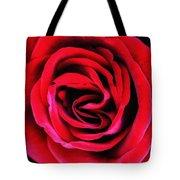Rubellite Rose Palm Springs Tote Bag