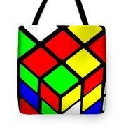 Rubik's Phone Tote Bag
