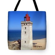 Rubjerg Knude Lighthouse 2 Tote Bag