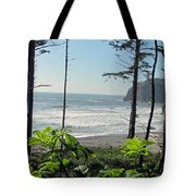 Ruby Beach I Tote Bag