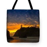 Ruby Beach Olympic National Park Tote Bag