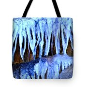 Ruby Falls Cavern Tote Bag