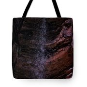 Ruby Falls Tote Bag
