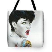 Ruby IIi Tote Bag
