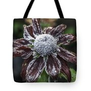Rudbeckia First Frost Tote Bag