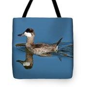 Ruddy Duck Drake Tote Bag