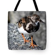 Ruddy Makes For The Rocks Tote Bag