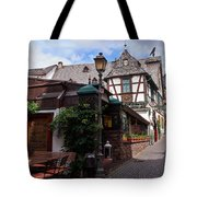 Rudesheim Tote Bag