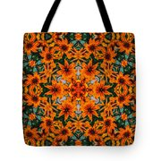 Rudi 2 Kaleidoscope Tote Bag