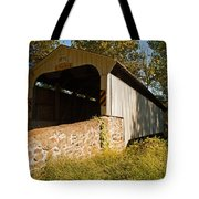 Rudolph Arthur Covered Bridge Tote Bag