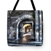Rue De Bearn Tote Bag