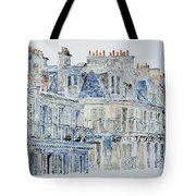 Rue Du Rivoli Paris Tote Bag