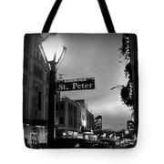 Rue St. Pierre Tote Bag