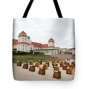 Ruegen Island Beach - Germany Tote Bag