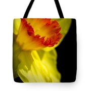 Ruffled Cup Tote Bag