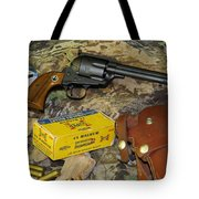 Ruger Blackhawk Still Life Tote Bag