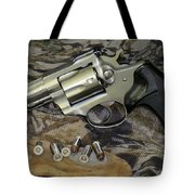 Ruger Security Six Still Life Tote Bag