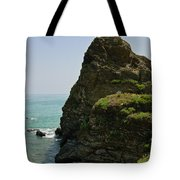 Rugged Cliff  Tote Bag