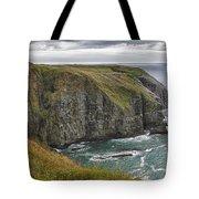 Rugged Landscape Tote Bag