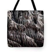 Rugged Shoreline Tote Bag