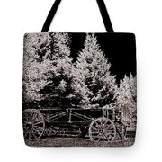 Rugged Trails Tote Bag