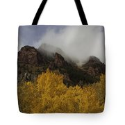 Ruggedness Unveiled Tote Bag