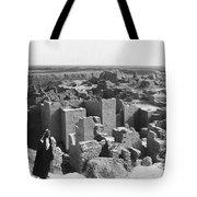 Ruins Of Babylon Tote Bag