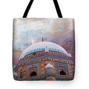 Rukh E Alam Tote Bag by Catf