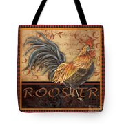 Ruler Of The Roost-1 Tote Bag