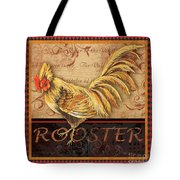 Ruler Of The Roost-2 Tote Bag