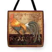 Ruler Of The Roost-4 Tote Bag