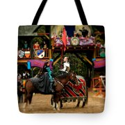 Rules Of Engagement Tote Bag