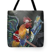 Rulin' The Roost Tote Bag