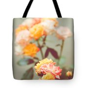 Rumba Rose Tote Bag