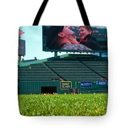 Run To Home Base 2012 Tote Bag