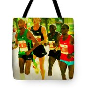 Runners Tote Bag