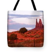Running Cactus Tote Bag