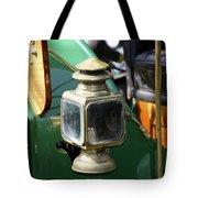 Oil Lamp Running Light Tote Bag