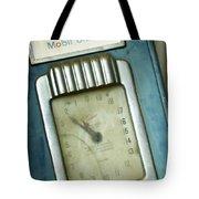 Running Low Tote Bag