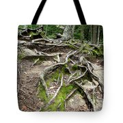Running Out Of Ground Tote Bag