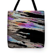 Runnoff Rainbows Tote Bag