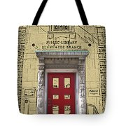 Runnymede Library Tote Bag