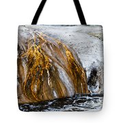 Runoff From Geyser Tote Bag